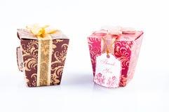 Gift twee Royalty-vrije Stock Foto's