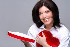 gift valentine στοκ εικόνες με δικαίωμα ελεύθερης χρήσης