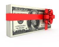 Gift van Geld royalty-vrije illustratie