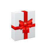 Gift. Vector illustration Stock Photos