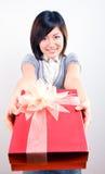 Gift voor u Stock Fotografie
