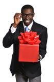 Gift voor u royalty-vrije stock afbeelding
