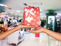 ้gift voucher for customer Stock Photos