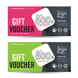 Gift voucher Royalty Free Stock Photo