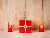 Gift wall Royalty Free Stock Photos