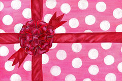 The gift Royalty Free Stock Image
