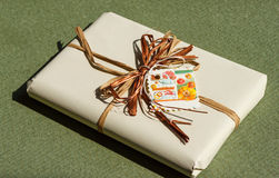Gift wrap Stock Photos
