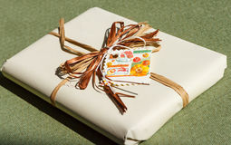 Gift wrap Royalty Free Stock Image