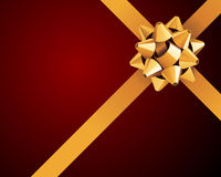 Gift Wrap Background Stock Photography
