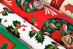 Gift wrap. Stock Image