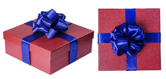 Gift wrap Royalty Free Stock Images