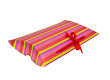 Gift wrap, surprise Royalty Free Stock Photography