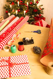 Gift_wrap3 Stock Photo