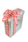 Gift wrapped Stock Photo