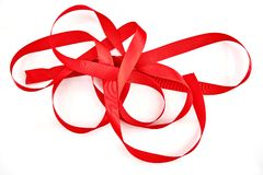 Gift Wrapping Items Stock Image