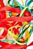 Gift Wrapping Items Stock Photo