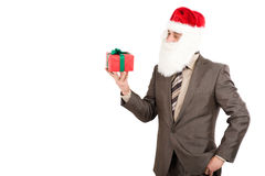 This gift for you. Royalty Free Stock Photos
