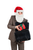 Gift for you. Royalty Free Stock Photo