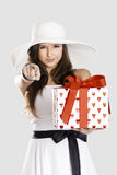 Gift for you Stock Image