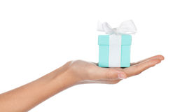 This Gift is For You Stock Image
