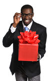 Gift for you Royalty Free Stock Image