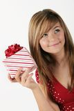 Gift for you Royalty Free Stock Photos