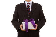 A gift for you Stock Images