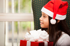 This gift is for you Stock Photo