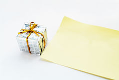 Gift for you 1 Stock Images