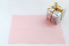 Gift for you 1 Stock Photography