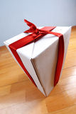 Gift in your house for holidays Royalty Free Stock Photo