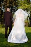 Gifta sig royaltyfri bild
