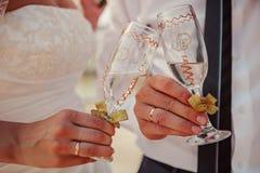 Gifta sig. royaltyfri fotografi
