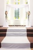 Gifta sig bågen Fotografering för Bildbyråer