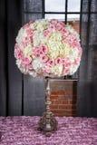 Gifta sig blom- ordning Royaltyfri Bild