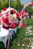 Gifta sig blomma Royaltyfri Bild