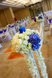 Gifta sig blomma royaltyfria foton