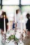 Gifta sig blommabrudbuketten Royaltyfri Foto