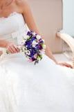 Gifta sig blommor Royaltyfri Fotografi