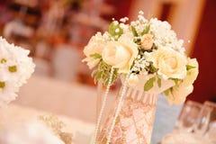 Gifta sig blommor Arkivfoton