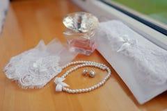 Gifta sig detaljen Royaltyfria Bilder