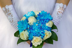 gifta sig för blommor Arkivbilder