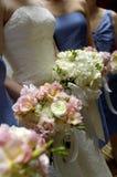 gifta sig för buketter Arkivbild