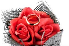 gifta sig för cirkelro Fotografering för Bildbyråer