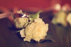 gifta sig för cirkelro Arkivfoto
