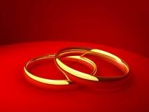 gifta sig för cirklar vektor illustrationer