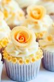gifta sig för muffiner royaltyfria foton
