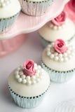 gifta sig för muffiner arkivbild