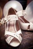 gifta sig för skor Royaltyfri Bild
