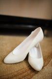 gifta sig för skor Royaltyfria Bilder